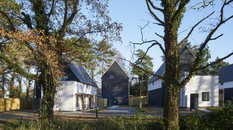 Carrowbreck Meadow, Norwich - Passivhaus project with Broadland District Council