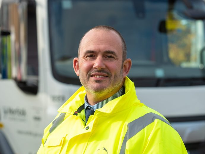 Jason Glasspoole - Operations Director, Highways