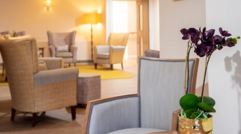 Homely setting in out residential homes based in Norfolk and Suffolk