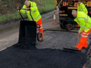Highways - road patching