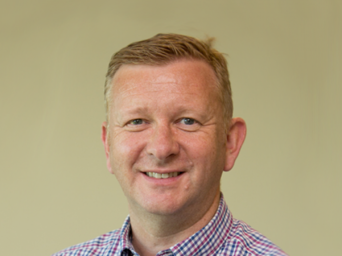 Richard Lain-Smith, Marketing Manager NorseCare
