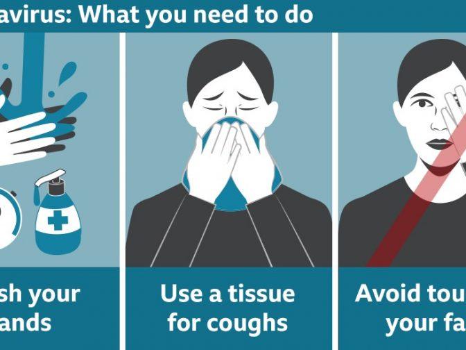 Coronavirus guidelines: what you need to do