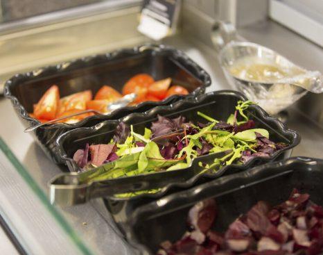 Devon Catering - fresh salad