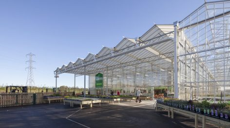 Whinmoor Grange Horticultural Glasshouse, Leeds