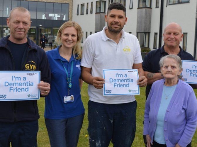 Dementia Friends in Gorleston