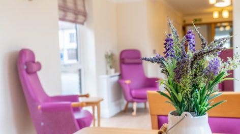 Comfortable and homely furniture in our residential homes