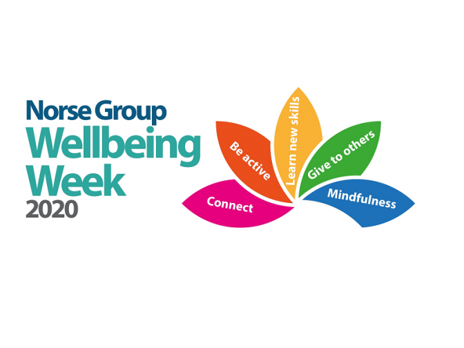 Norse Group Wellbeing Week 2020