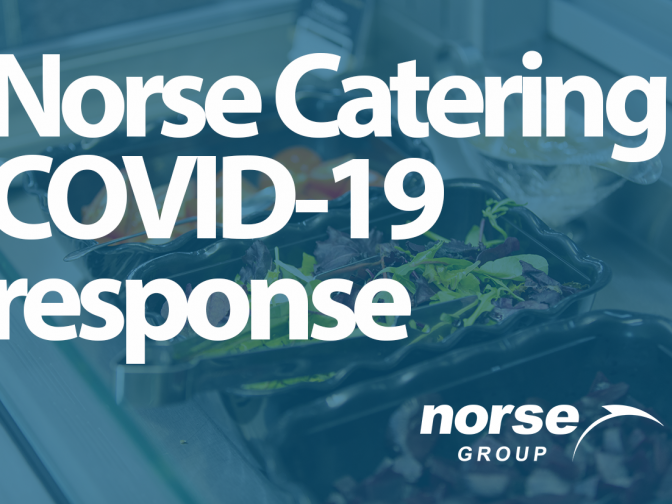 Norse Catering Covid-19 response