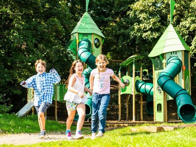 New playground Gressenhall Museum