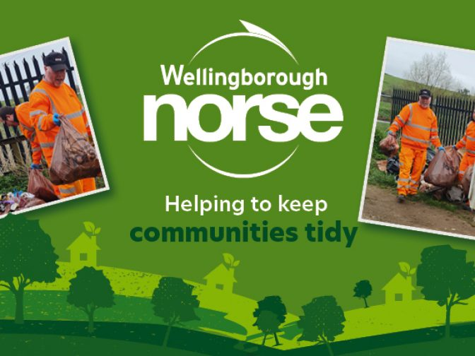 Wellingborough Norse - helping to keep communities tidy