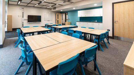 Trowse Primary School - internal shot