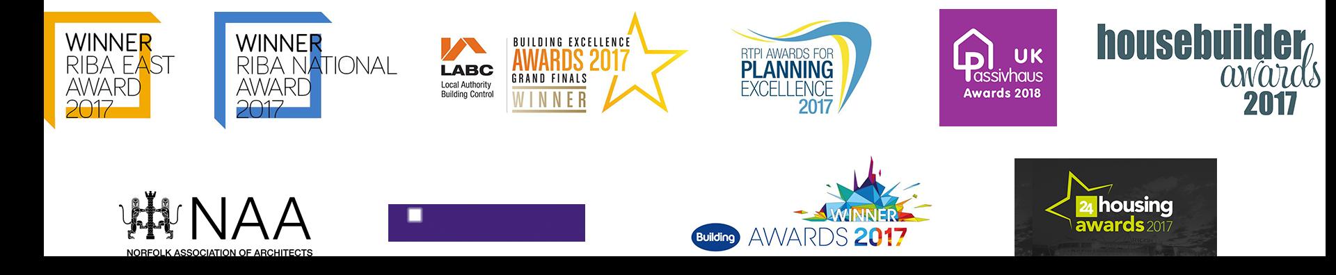 Carrowbreck awards 2017
