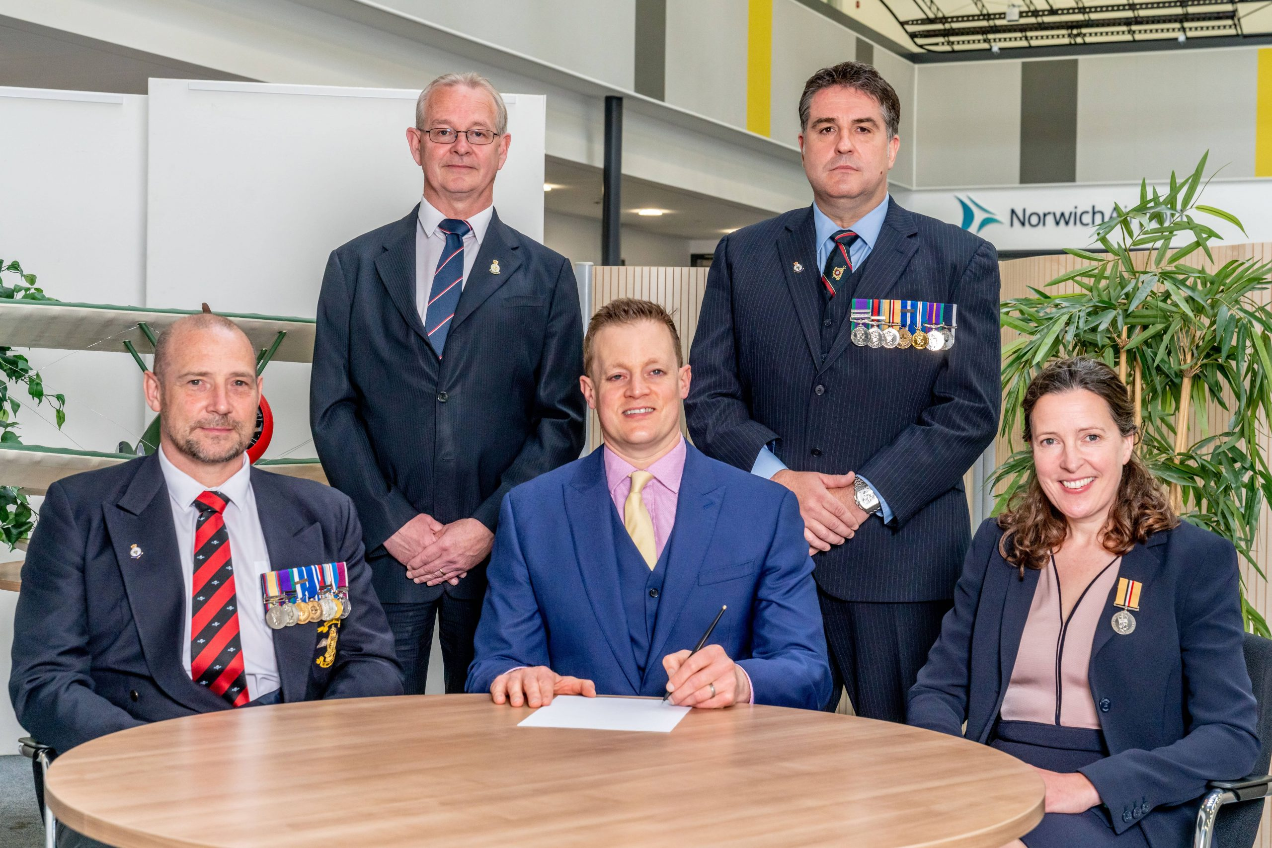 Norse Group Armed Forces Covenant 2021