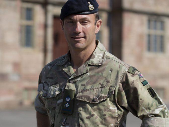 Lt Col Robinson